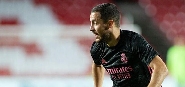 Foto: 'Bestuur Real Madrid neemt transferbeslissing over Hazard'