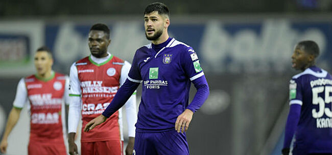 Foto: 'Anderlecht duidelijk over mogelijke transfer van Cobbaut'
