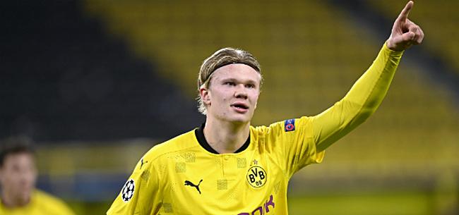 Foto: 'Dortmund schrikt Barça af met Haaland-statement'