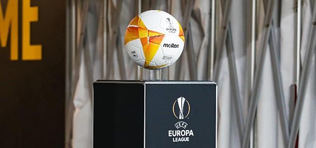Foto: Racismestatement van UEFA: Slavia-speler tien (!) wedstrijden geschorst