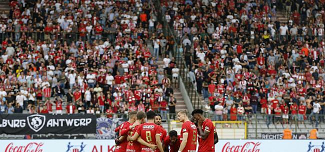 Foto: Antwerp komt fans tegemoet na debacle met Tribune 4