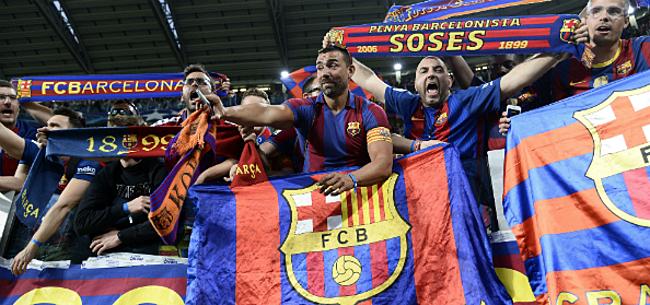 Foto: 'Enkel handtekeningen ontbreken: Barça heeft nieuwe coach beet'