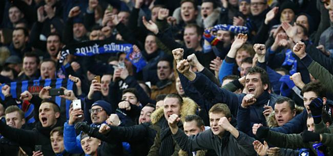 Foto: Club Brugge heeft een mooie beloning voor zijn fans