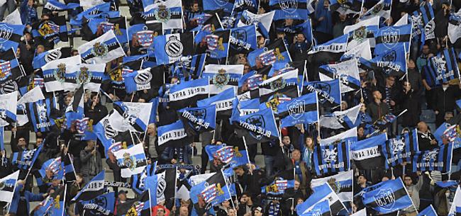 Foto: Club legt fans strenge maatregel op: