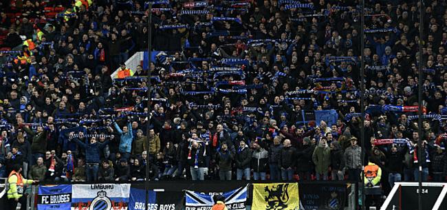 Foto: Tot september geen supporters in Belgische voetbalstadions