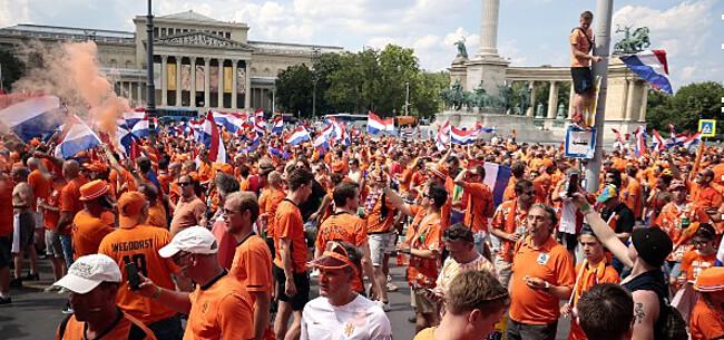 Foto: Nederlanders willen af van bondscoach én supporteren nu voor... België
