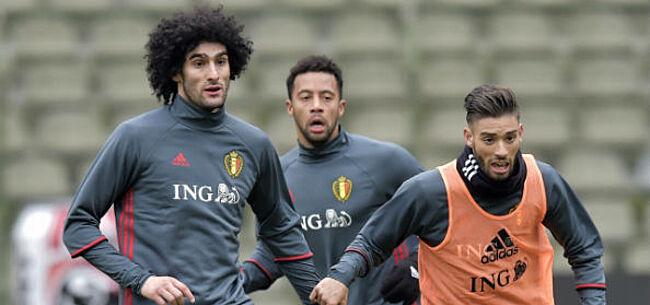 Foto: 'Carrasco, Fellaini én Dembélé staan voor snelle terugkeer naar Europa'