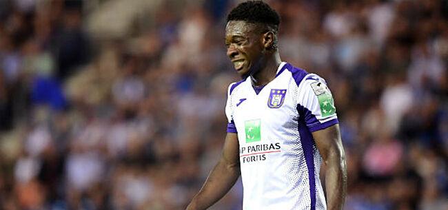 Foto: 'Anderlecht heeft opmerkelijk plan met Amuzu'