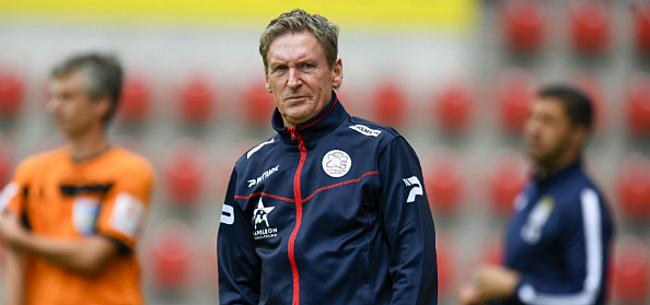 Foto: Dury fileert Anderlecht: