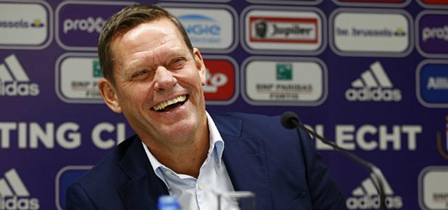 Foto: Eerste toptransfer voor Anderlecht? Manager is in Brussel