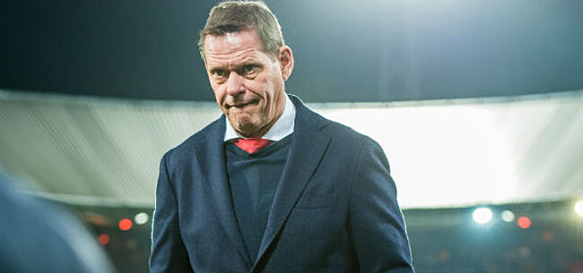 Foto: 'Arnesen komt zwaar onder vuur bij Feyenoord'