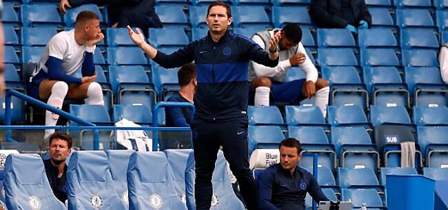 Foto: Chelsea laat gouden kans liggen tegen Aston Villa