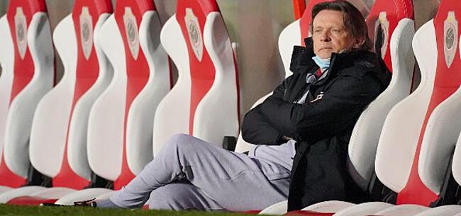 Foto: 'Spelers doen beklag: Gheysens duidelijk over ontslag Vercauteren'