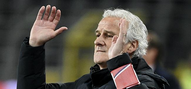 Foto: 'Anderlecht kan drie belofteninternationals verliezen door Rutten'