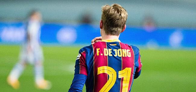 Foto: Barcelona komt met bloedrode cijfers naar buiten