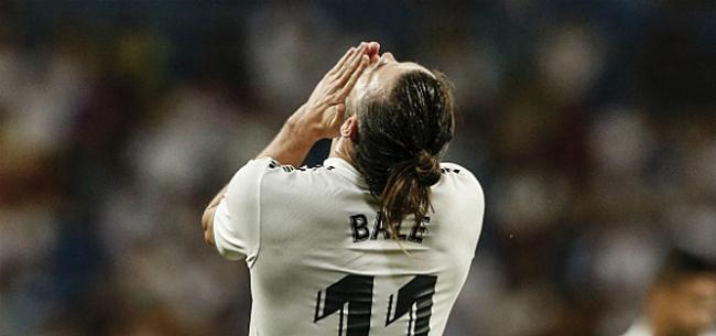 Foto: 'Woedende Bale wil 'wraak' nemen op Real Madrid'