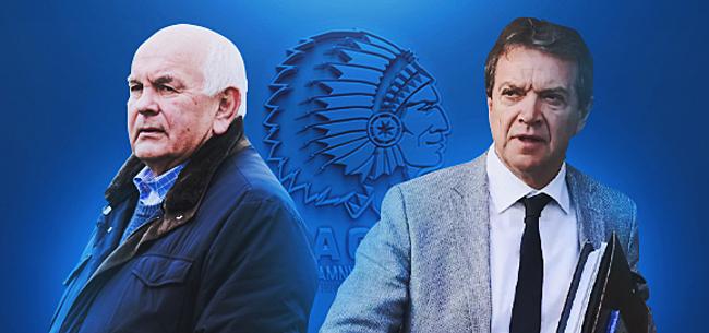 Foto: De wens van De Witte: wie wordt de nieuwe spits van AA Gent?
