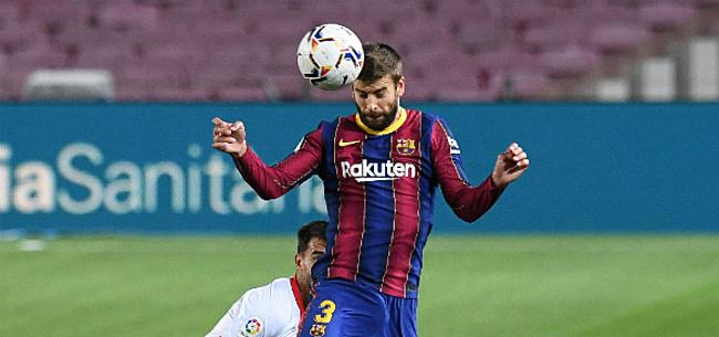 Foto: 'Barça zet vol in op Nederlander als opvolger van Piqué'