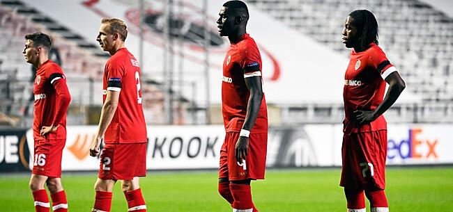 Foto: Sterkhouder Antwerp verovert plaats in Team van de Week Europa League