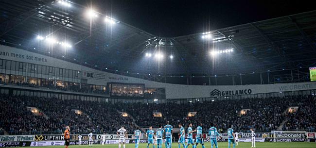 Foto: AA Gent gaat Club achterna en geeft gehoor aan oproep fans