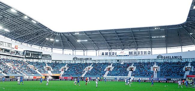 Foto: AA Gent vindt oplossing voor razende fans