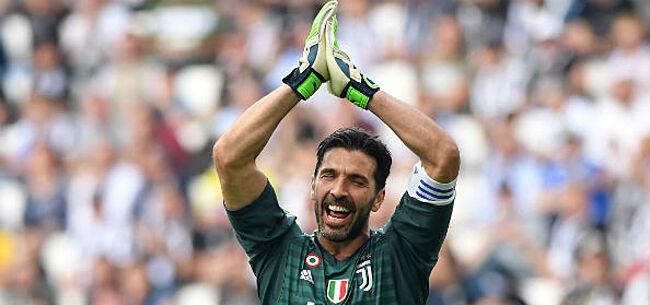 Foto: 'Rivaal van Juventus denkt aan Buffon'