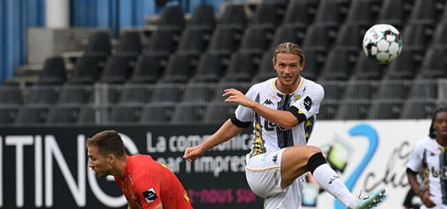 Foto: Gillet weigerde Belgische club: