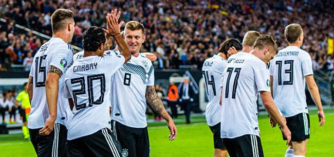Foto: Gnabry breekt record, maar Duitsland raakt niet voorbij Argentinië