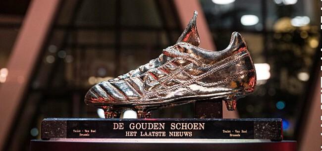 Foto: Recordwinnaar Van Himst geeft favoriet voor Gouden Schoen