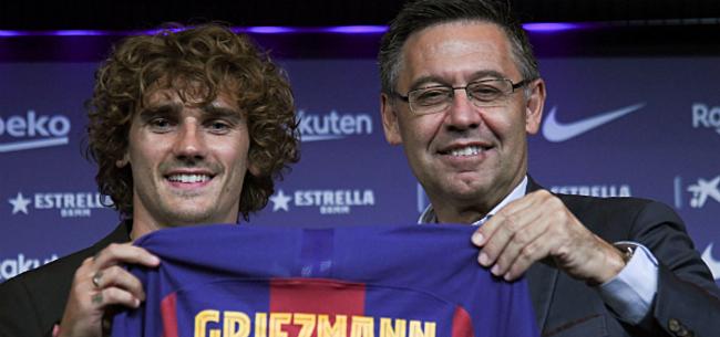 Foto: Transfer Griezmann krijgt staartje: