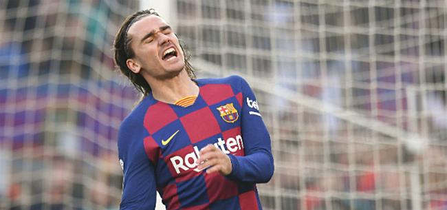 Foto: 'FC Barcelona zet Antoine Griezmann op de transferlijst'