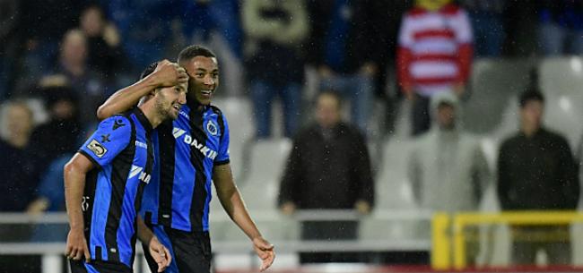 Foto: Aanwinst Club Brugge: