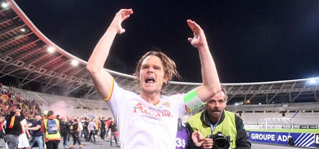 Foto: Optie voor Anderlecht? Guillaume Gillet transfervrij op te pikken