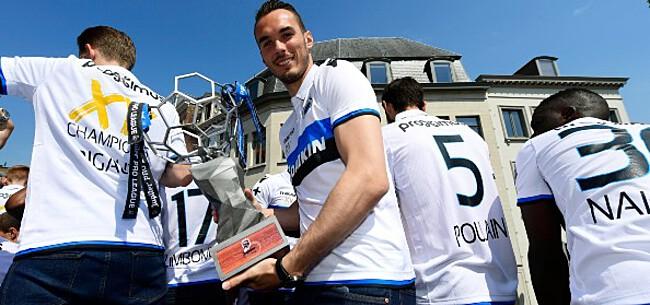 Foto: Ex-doelman Club Brugge getuigt: