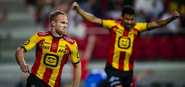 Foto: Sterkhouder komt met goed nieuws voor KV Mechelen