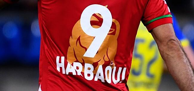 Foto: Harbaoui verrast bij terugkeer naar België