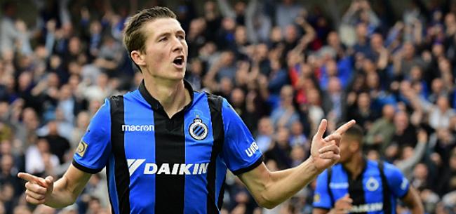 Foto: 'Angst slaat toe in Brugge: Vanaken wil vertrekken naar topclub'