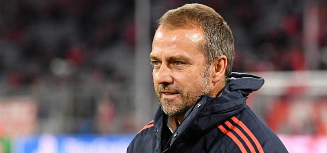 Foto: Flick kondigt zijn vertrek bij Bayern München aan