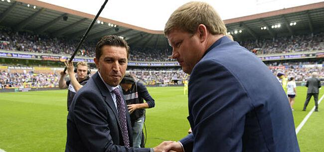 Foto: Ex-trainer van Anderlecht: