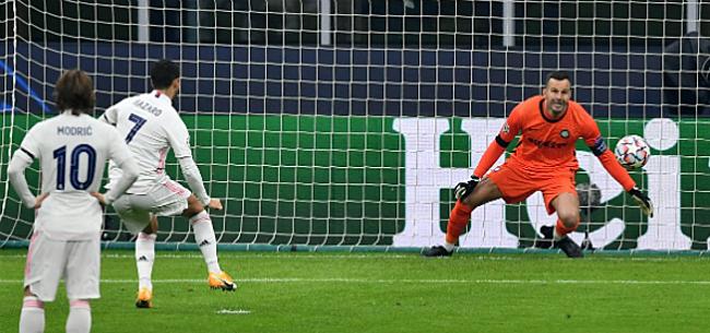 Foto: Hazard deelt opvallend verhaal over penalty tegen Inter