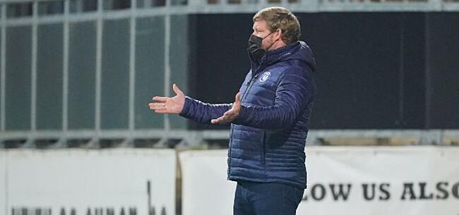 Foto: Vanhaezebrouck vreest voor zomers versterk sterkhouder