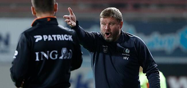 Foto: Vanhaezebrouck slaat keihard terug naar kritische Hoedt