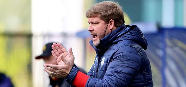 Foto: Vanhaezebrouck spaart kritiek niet voor kalendermanager:
