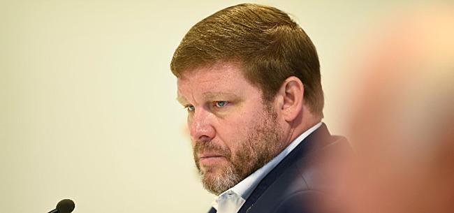 Foto: Vanhaezebrouck lijkt twee aanwinsten voor de leeuwen te gooien
