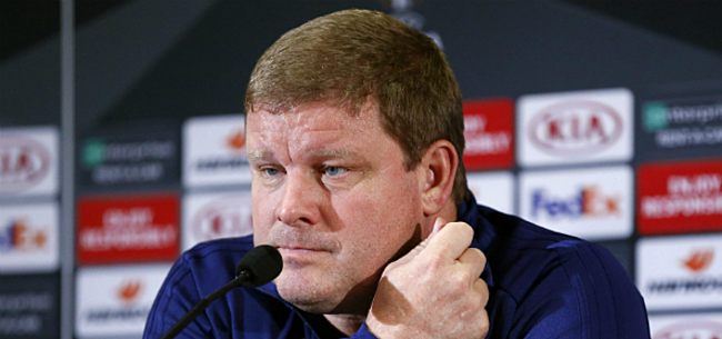 Foto: Hein fluit Anderlecht-fans terug: