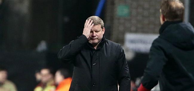 Foto: Te min voor Vanhaezebrouck, wel op weg naar WK: