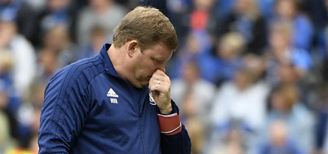 Foto: Vanhaezebrouck moet vrezen voor ontslag: