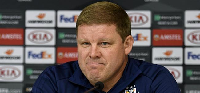 Foto: 'Vanhaezebrouck weigerde ex-speler Bayern bij Anderlecht'