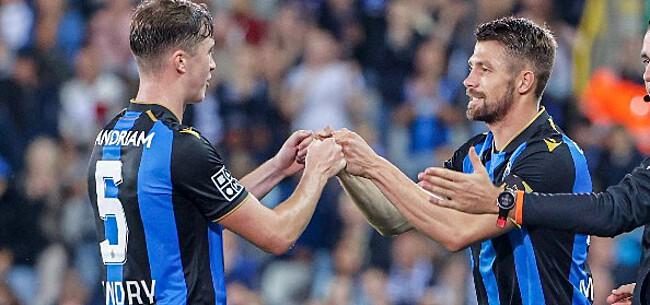 Foto: Hendry wil Club Brugge terugbetalen: