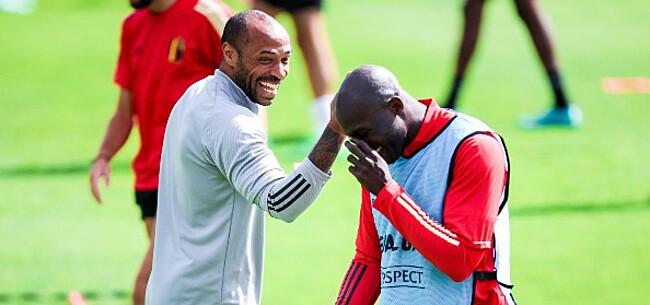 Foto: Lukaku voor Portugal: